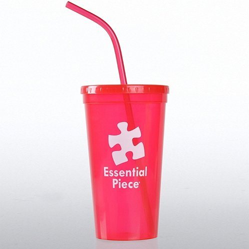 Essential Piece Value Tumbler