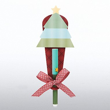 Notepad & Pen Gift Set - Christmas Tree: You're Tree-Mendous