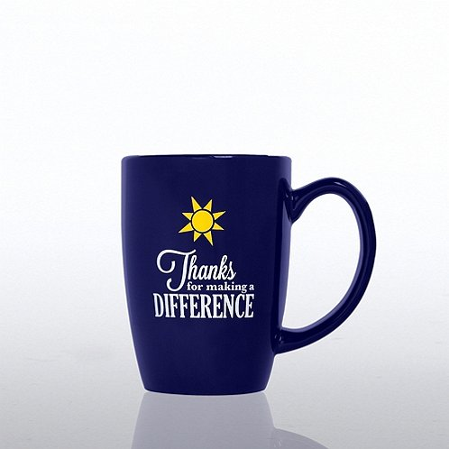 Thanks for Making a Difference Ceramic Mug