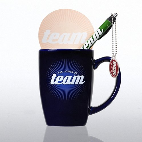 Teamwork Makes the Dream Work Celebration Gift Set