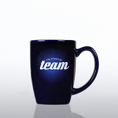 Ceramic Mug - Teamwork Makes the Dream Work
