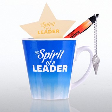 Celebration Gift Set - Spirit of A Leader