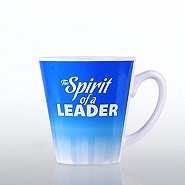 Ceramic Coffee Mug - Spirit of a Leader