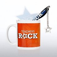 Celebration Gift Set - Teachers Rock