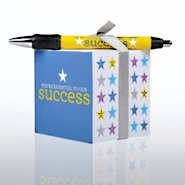 Note Cube & Pen Gift Set - You're Essential to Our Success