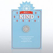 Character Pin - Snowflake One of a Kind