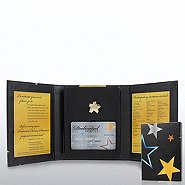 Dedicated Service Award Card Gift Pack