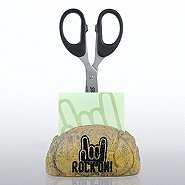 Rock Paper Scissors Gift Set - Rock On