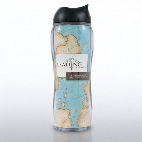 Compass: Leading by Example Travel Mug