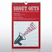 Peer-to-Peer Shout Outs - Hooray!