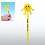 Smiley Face Pen - Positively Awesome