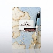 Value Journal & Pen Gift Set - Leading by Example