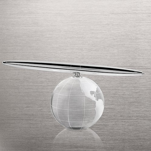 Globe Helicopter Pen