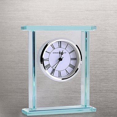 Howard Miller Clock - Executive Glass Clock
