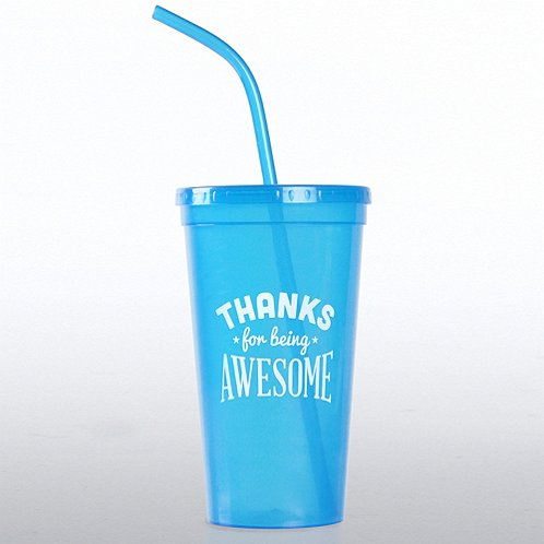 Thanks for Being Awesome Value Tumbler