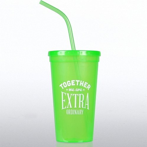 Together we are Extra Ordinary Value Tumbler