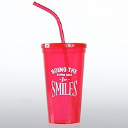 Value Tumbler - Going the Extra Mile for Smiles