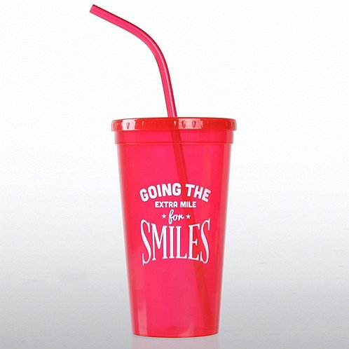 Going the Extra Mile for Smiles Value Tumbler