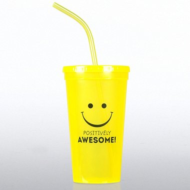 Value Tumbler - Positively Awesome