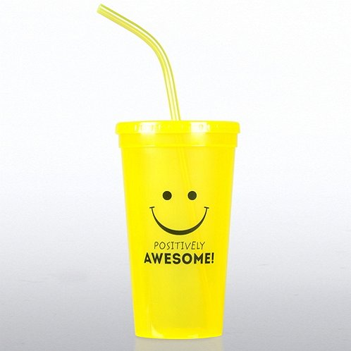 Positively Awesome Value Tumbler