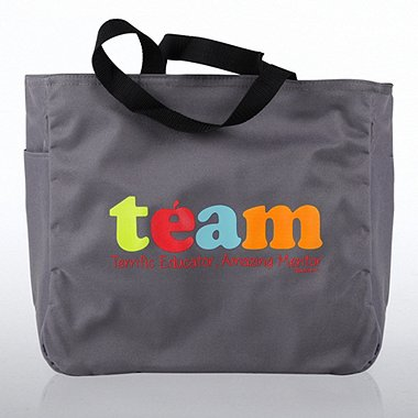 Tote Bag - TEAM: Terrific Educators, Amazing Mentors