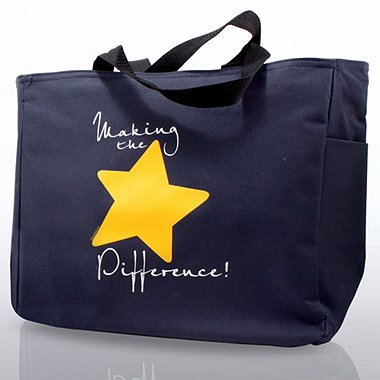 Tote Bag - Making the Difference