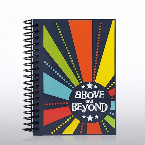 Above & Beyond Soft Cover Journal