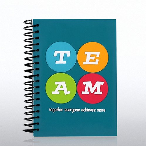 TEAM: Together Everyone Achieves More Soft Cover Journal