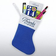 Holiday Stocking Gift Set - Thanks for a Great Year!