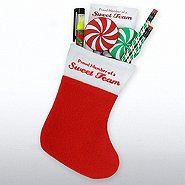 Holiday Stocking Gift Set - Proud Member of a Sweet Team