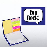 Quote Bubble Sticky Note Booklet - You Rock!