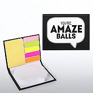 Quote Bubble Sticky Note Booklet - You're Amazeballs