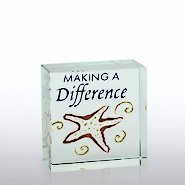 Mini Art Cubes - Starfish: Making a Difference