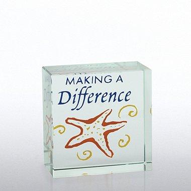 Mini Art Cubes - Starfish: Making a Difference