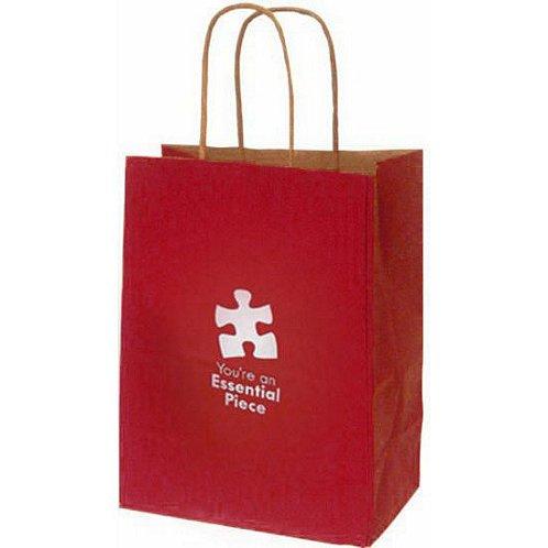 Essential Piece Kraft Paper Gift Bag