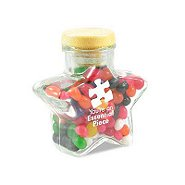 Glass Candy Jar - Star - Essential Piece