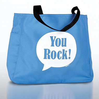 Tote Bag - Positive Praise - You Rock!