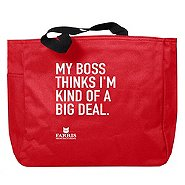 Team Tote - Add Your Logo!