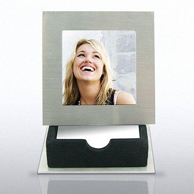 Silver Notepaper Frame