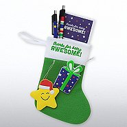 Holiday Stocking Gift Set: Thanks for Being Awesome!