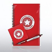 Journal and Accessory Gift - Together Everyone Achieves More
