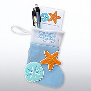 Holiday Stocking Gift Set: Starfish, Making a Difference
