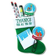 Holiday Stocking Gift Set - Thanks for all you Do!