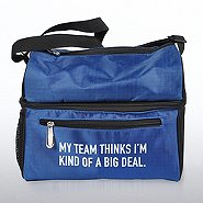 Premium Insulated Cooler Bag - My Team Thinks... Big Deal