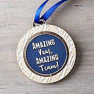 Spinner Ornament - Amazing Year, Amazing Team