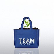 Flowering Sprout Tote - TEAM - Making the Difference