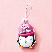 Oh What Fun! PVC Holiday Ornament - Penguin: Proud Member
