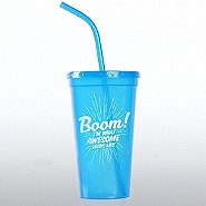 Value Tumbler - Boom! I'm What Awesome Looks Like