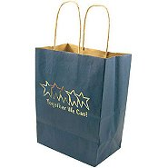 Kraft Paper Gift Bag - Together We Can