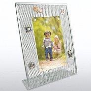 Mesh Desktop Frame - Silver